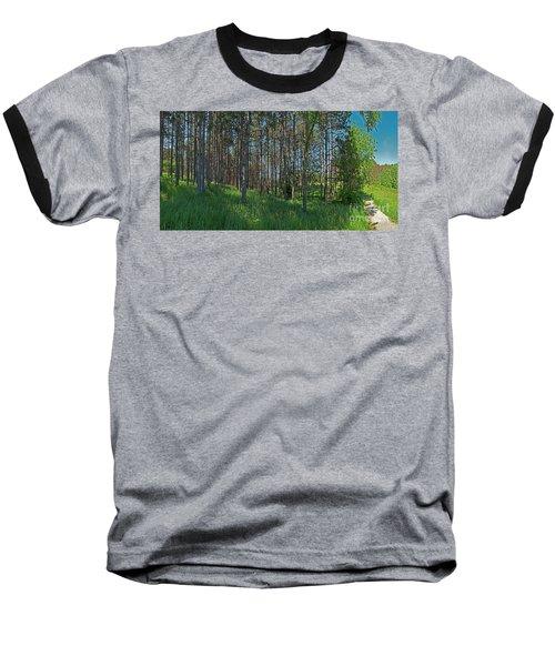 Wingate Prairie Veteran Acres Park Pines Crystal Lake Il Baseball T-Shirt