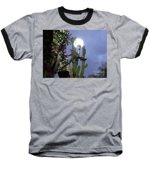 Winged Gargoyle In El Fuerte Baseball T-Shirt