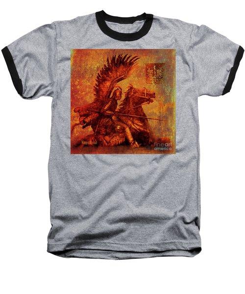 Winged Hussar 2016 Baseball T-Shirt