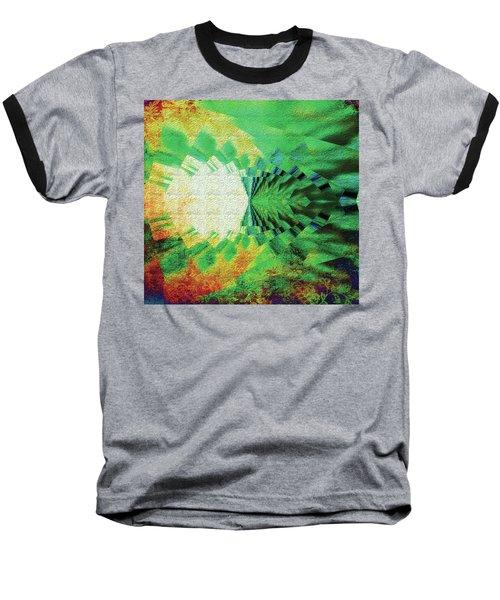 Winged Migration Baseball T-Shirt by Paula Ayers