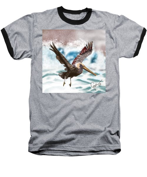 Wings IIi Baseball T-Shirt