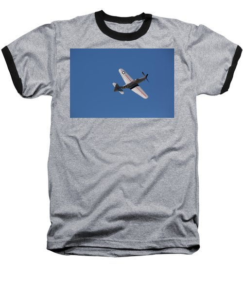 Wings Baseball T-Shirt