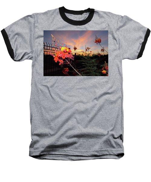 Wings Of Paradise Baseball T-Shirt by Kimo Fernandez