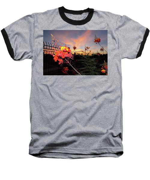 Wings Of Paradise Baseball T-Shirt