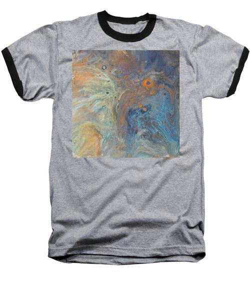 Wings On High Baseball T-Shirt