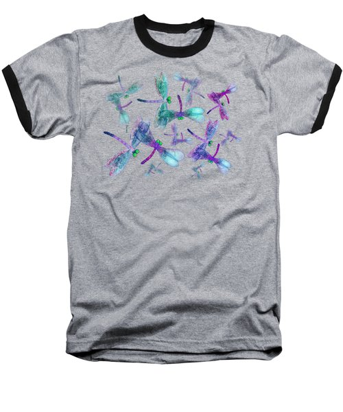 Wings Shirt Image Baseball T-Shirt by Teresa Ascone