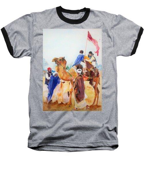 Winning Celebration Baseball T-Shirt