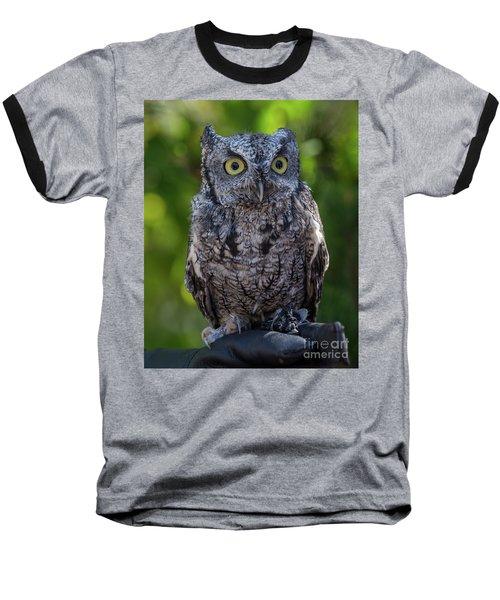 Winston Wildlife Art By Kaylyn Franks Baseball T-Shirt