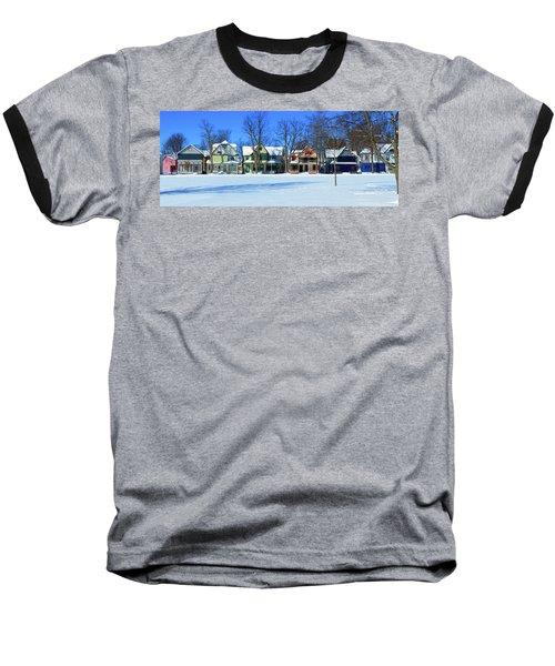 Winter At Ti Park Baseball T-Shirt