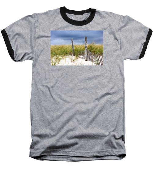 Baseball T-Shirt featuring the photograph Who Knows How Long This Will Last by Dana DiPasquale
