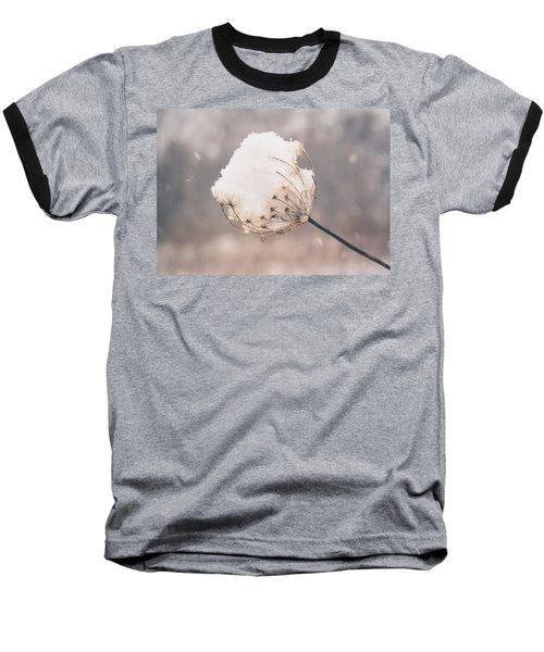 Winter Beauty Baseball T-Shirt