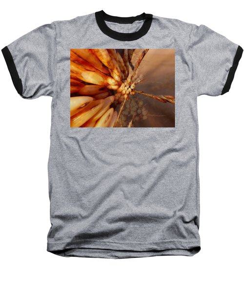 Baseball T-Shirt featuring the photograph Winter Berries by Keith Elliott