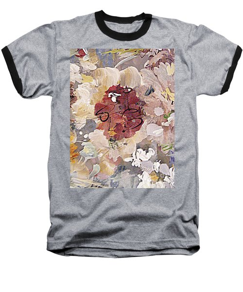Winter Bouquet Baseball T-Shirt by Nancy Kane Chapman