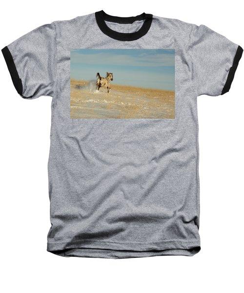Winter Charger Baseball T-Shirt