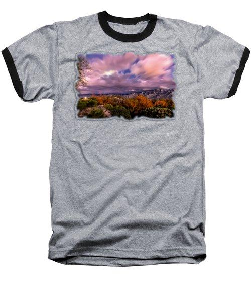 Winter Colors 25 Baseball T-Shirt