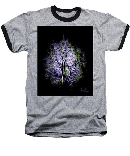 Winter Dream Baseball T-Shirt