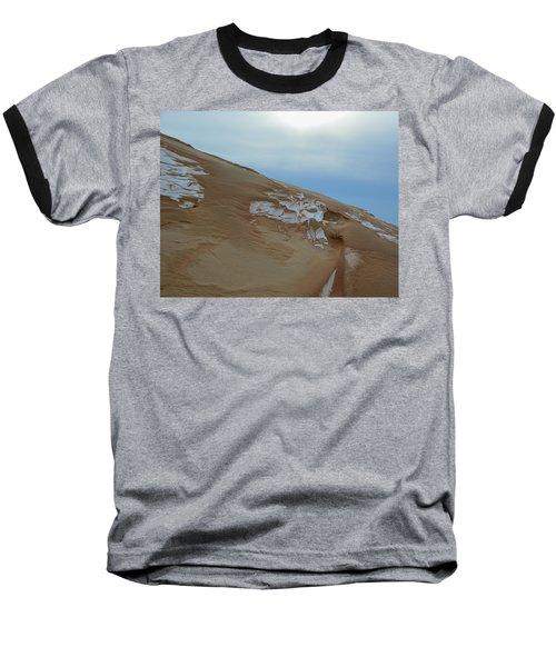 Winter Dune Baseball T-Shirt