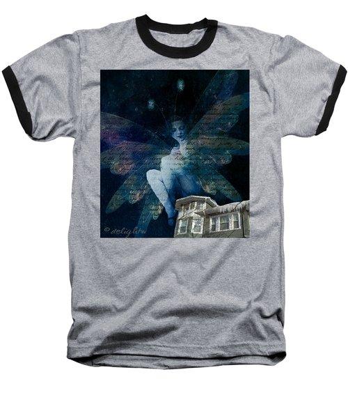 Winter Fairy Baseball T-Shirt