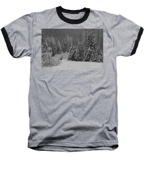Winter Fairy Tale Baseball T-Shirt