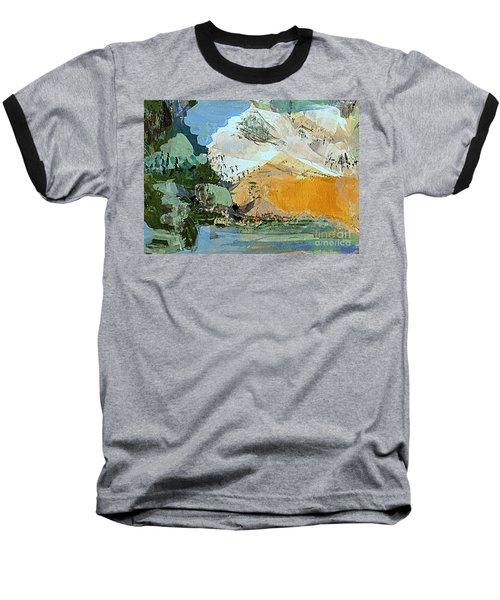 Winter Fantasy Baseball T-Shirt by Nancy Kane Chapman