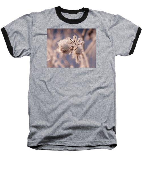 Winter Frost Baseball T-Shirt