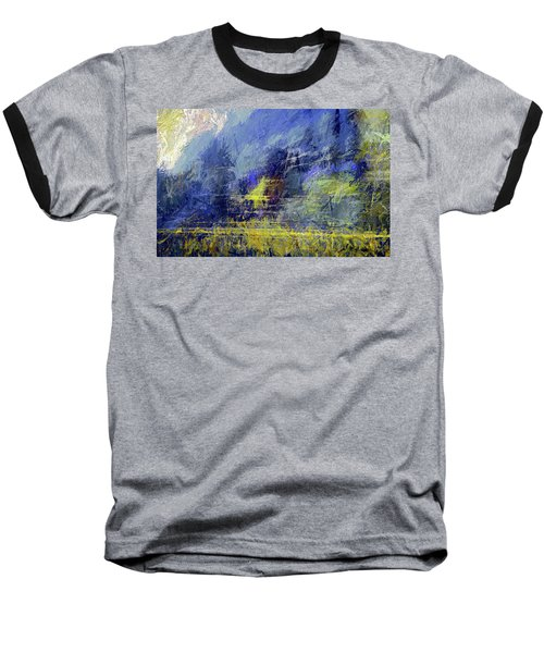 Winter Frosty Morning Baseball T-Shirt