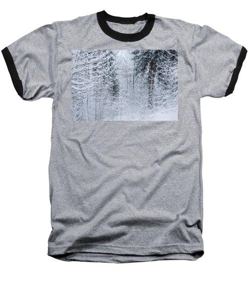 Winter Glow- Baseball T-Shirt
