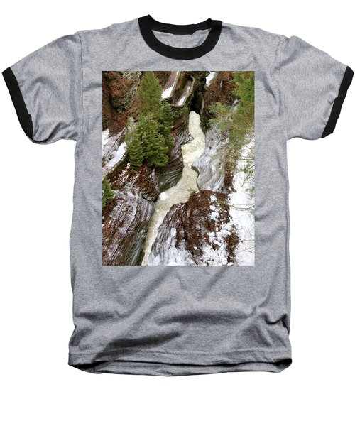 Winter Gorge Baseball T-Shirt