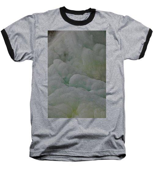 Winter Green Baseball T-Shirt