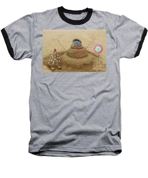 Winter In July Baseball T-Shirt