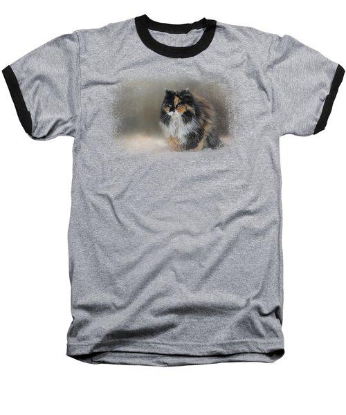 Winter Journey Baseball T-Shirt