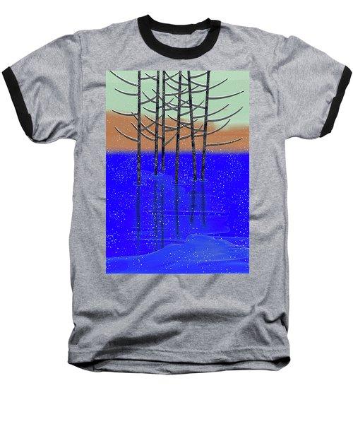 Winter Lake Baseball T-Shirt