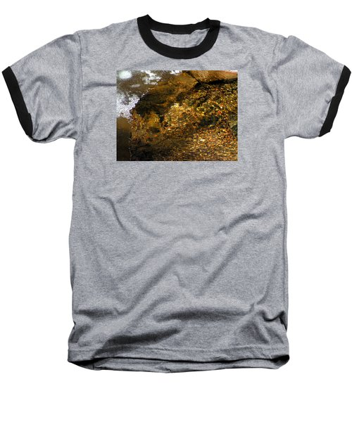 Winter Leaving Baseball T-Shirt