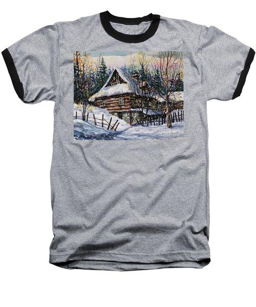 Winter Magic II  Baseball T-Shirt