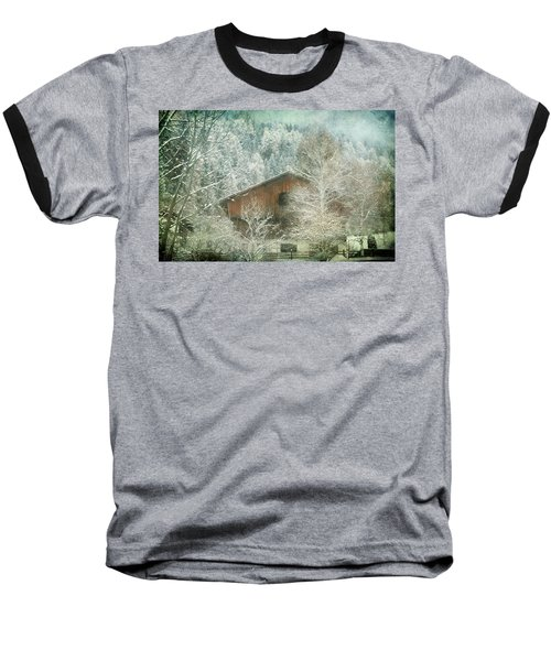 Winter Mood Baseball T-Shirt