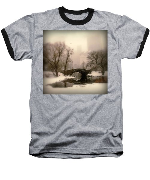 Winter Nostalgia Baseball T-Shirt