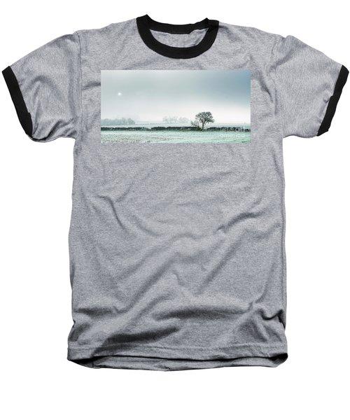 Winter On The Mendips Baseball T-Shirt