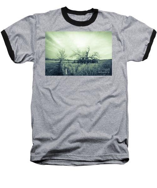 Winter Pecan Baseball T-Shirt