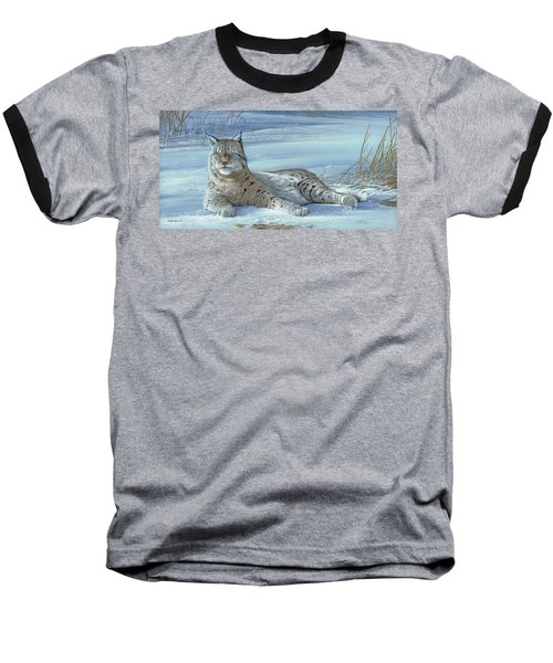 Winter Prince Baseball T-Shirt