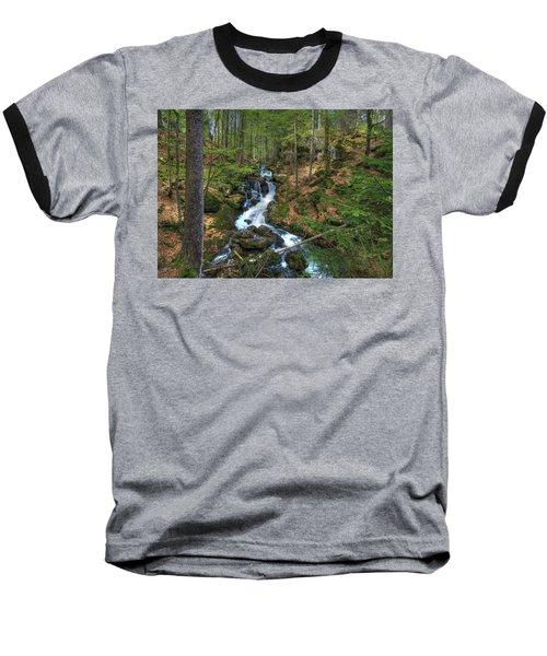 Winter Run Off Baseball T-Shirt