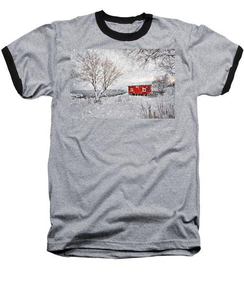 Winter Secret Baseball T-Shirt