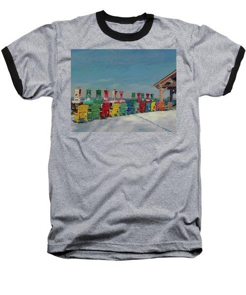 Winter Sentries Baseball T-Shirt