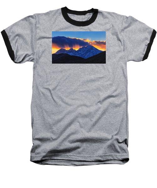 Sudden Splendor Baseball T-Shirt