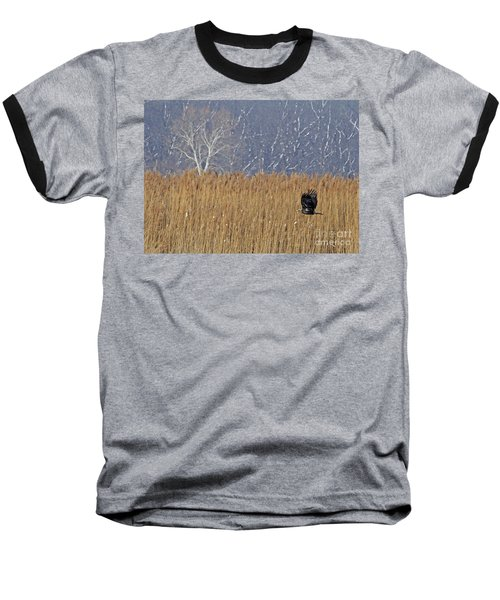 Winter Solace Baseball T-Shirt