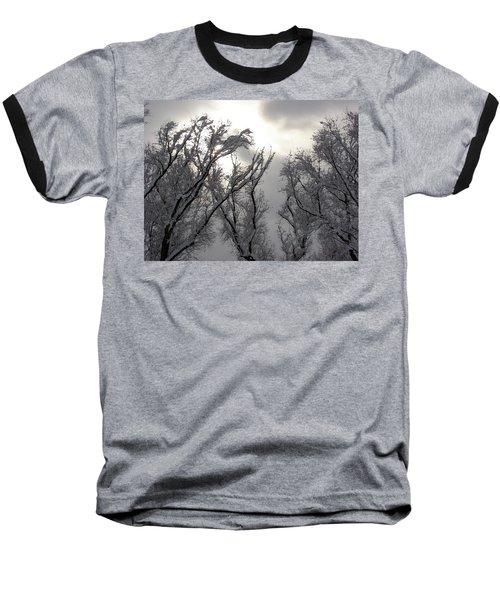 Winter Solstice Utah Baseball T-Shirt