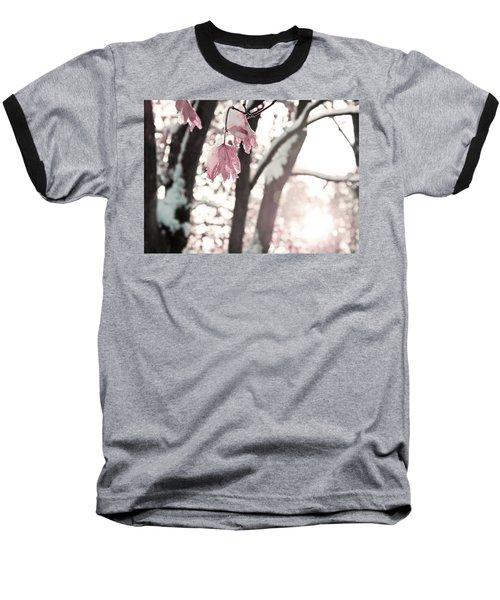 Winter Sunrise Baseball T-Shirt by Brooke T Ryan