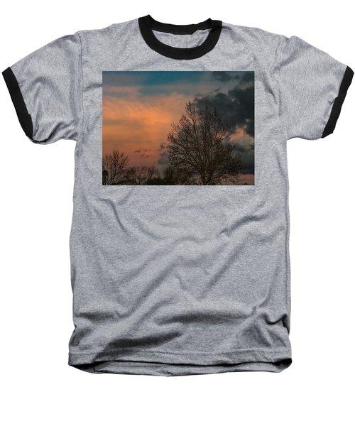 Winter Time Baseball T-Shirt