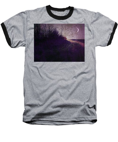Winter To Spring The Promise Of New Life. Baseball T-Shirt by Michele Carter