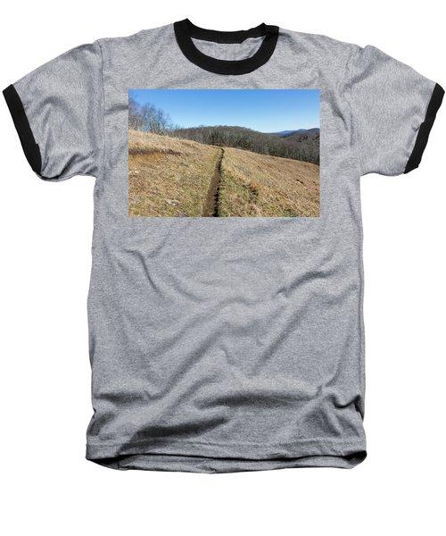 Winter Trail - December 7, 2016 Baseball T-Shirt