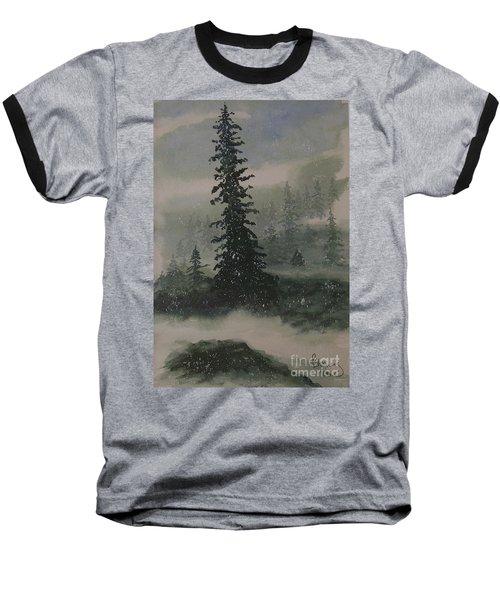Winter Up North Baseball T-Shirt